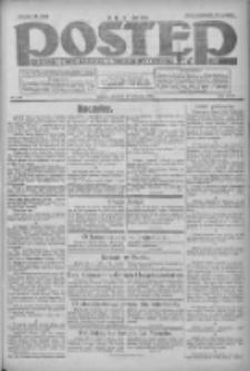 Postęp: dziennik chrześcijański i narodowy: wychodzi w Poznaniu 1924.11.30 R.35 Nr278