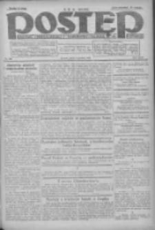 Postęp: dziennik chrześcijański i narodowy: wychodzi w Poznaniu 1924.12.05 R.35 Nr282