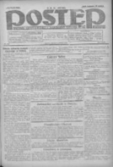 Postęp: dziennik chrześcijański i narodowy: wychodzi w Poznaniu 1924.12.06 R.35 Nr283