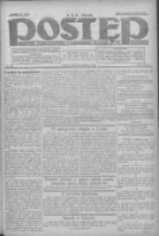 Postęp: dziennik chrześcijański i narodowy: wychodzi w Poznaniu 1924.12.07 R.35 Nr284