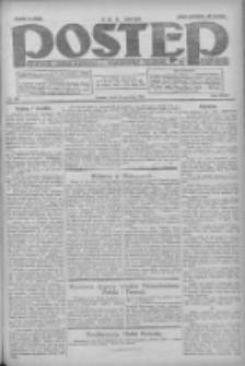 Postęp: dziennik chrześcijański i narodowy: wychodzi w Poznaniu 1924.12.10 R.35 Nr285