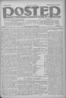 Postęp: dziennik chrześcijański i narodowy: wychodzi w Poznaniu 1924.12.11 R.35 Nr286