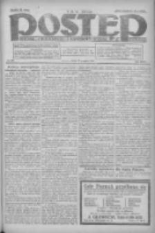 Postęp: dziennik chrześcijański i narodowy: wychodzi w Poznaniu 1924.12.13 R.35 Nr288
