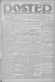 Postęp: dziennik chrześcijański i narodowy: wychodzi w Poznaniu 1924.12.14 R.35 Nr289