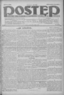 Postęp: dziennik chrześcijański i narodowy: wychodzi w Poznaniu 1924.12.18 R.35 Nr292