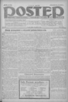 Postęp: dziennik chrześcijański i narodowy: wychodzi w Poznaniu 1924.12.19 R.35 Nr293