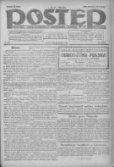 Postęp: dziennik chrześcijański i narodowy: wychodzi w Poznaniu 1924.12.24 R.35 Nr297