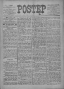 Postęp 1899.01.01 R.10 Nr1