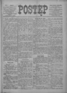 Postęp 1899.01.08 R.10 Nr6