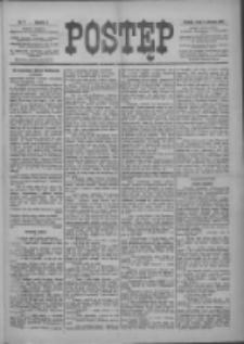 Postęp 1899.01.11 R.10 Nr8