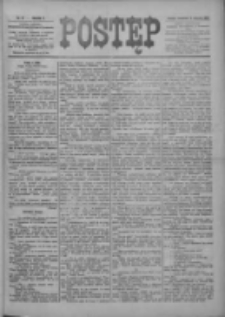 Postęp 1899.01.19 R.10 Nr15