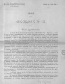 Okólnik. 1883 nr3