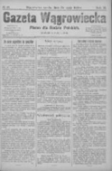 Gazeta Wągrowiecka: pismo dla rodzin polskich 1923.05.23 R.3 Nr41
