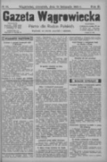 Gazeta Wągrowiecka: pismo dla rodzin polskich 1923.11.15 R.3 Nr93