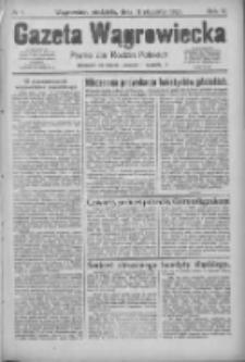 Gazeta Wągrowiecka: pismo dla rodzin polskich 1925.01.11 R.5 Nr5