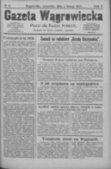 Gazeta Wągrowiecka: pismo dla rodzin polskich 1925.02.05 R.5 Nr16