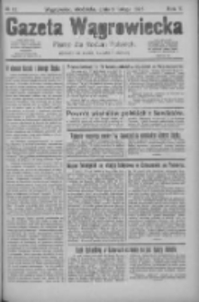 Gazeta Wągrowiecka: pismo dla rodzin polskich 1925.02.08 R.5 Nr17
