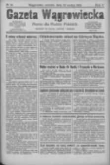 Gazeta Wągrowiecka: pismo dla rodzin polskich 1925.03.10 R.5 Nr30