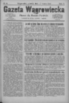 Gazeta Wągrowiecka: pismo dla rodzin polskich 1925.03.17 R.5 Nr33