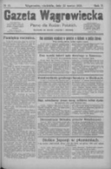 Gazeta Wągrowiecka: pismo dla rodzin polskich 1925.03.22 R.5 Nr35