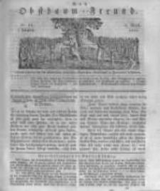 Der Obstbaum-Freund. 1828 Jg.1 No.14