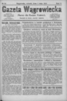 Gazeta Wągrowiecka: pismo dla rodzin polskich 1925.05.05 R.5 Nr53