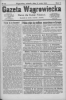 Gazeta Wągrowiecka: pismo dla rodzin polskich 1925.05.12 R.5 Nr56