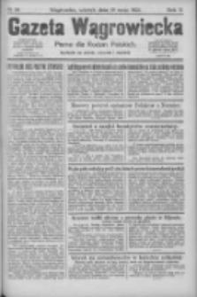 Gazeta Wągrowiecka: pismo dla rodzin polskich 1925.05.19 R.5 Nr59