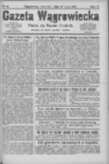 Gazeta Wągrowiecka: pismo dla rodzin polskich 1925.05.21 R.5 Nr60
