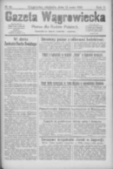 Gazeta Wągrowiecka: pismo dla rodzin polskich 1925.05.31 R.5 Nr64