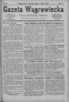 Gazeta Wągrowiecka: pismo dla rodzin polskich 1925.07.07 R.5 Nr79