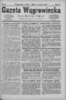 Gazeta Wągrowiecka: pismo dla rodzin polskich 1925.08.04 R.5 Nr91