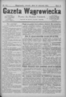 Gazeta Wągrowiecka: pismo dla rodzin polskich 1925.08.25 R.5 Nr100