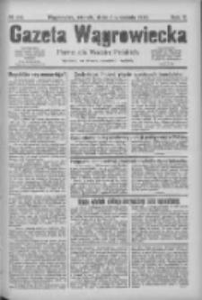 Gazeta Wągrowiecka: pismo dla rodzin polskich 1925.09.08 R.5 Nr106