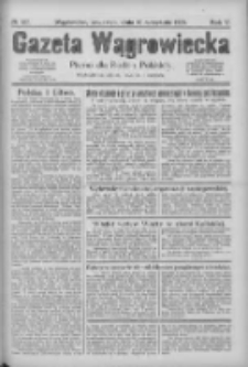 Gazeta Wągrowiecka: pismo dla rodzin polskich 1925.09.10 R.5 Nr107