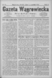 Gazeta Wągrowiecka: pismo dla rodzin polskich 1925.09.22 R.5 Nr112