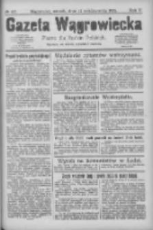 Gazeta Wągrowiecka: pismo dla rodzin polskich 1925.10.27 R.5 Nr127