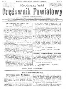 Krotoszyński Orędownik Powiatowy 1931.06.13 R.56 Nr47
