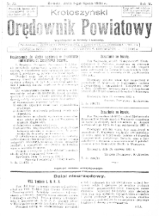 Krotoszyński Orędownik Powiatowy 1931.07.01 R.56 Nr52