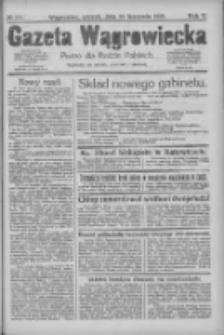 Gazeta Wągrowiecka: pismo dla rodzin polskich 1925.11.24 R.5 Nr139