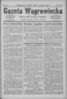 Gazeta Wągrowiecka: pismo dla rodzin polskich 1925.12.01 R.5 Nr142