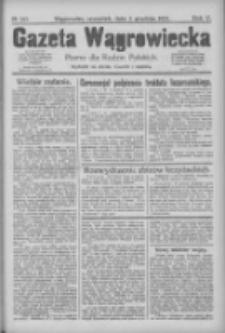 Gazeta Wągrowiecka: pismo dla rodzin polskich 1925.12.03 R.5 Nr143