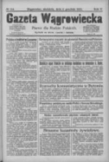 Gazeta Wągrowiecka: pismo dla rodzin polskich 1925.12.06 R.5 Nr144