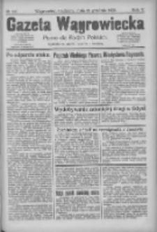 Gazeta Wągrowiecka: pismo dla rodzin polskich 1925.12.13 R.5 Nr147