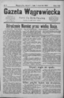 Gazeta Wągrowiecka: pismo dla ziemi pałuckiej 1928.01.03 R.8 Nr2