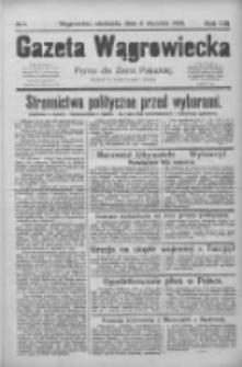 Gazeta Wągrowiecka: pismo dla ziemi pałuckiej 1928.01.08 R.8 Nr4