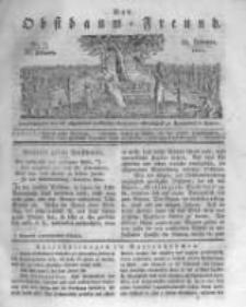 Der Obstbaum-Freund. 1831 Jg.4 No.7