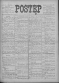 Postęp 1899.04.12 R.10 Nr83