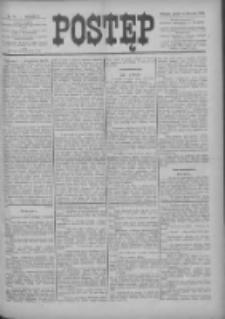 Postęp 1899.04.14 R.10 Nr85