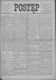 Postęp 1899.04.22 R.10 Nr92